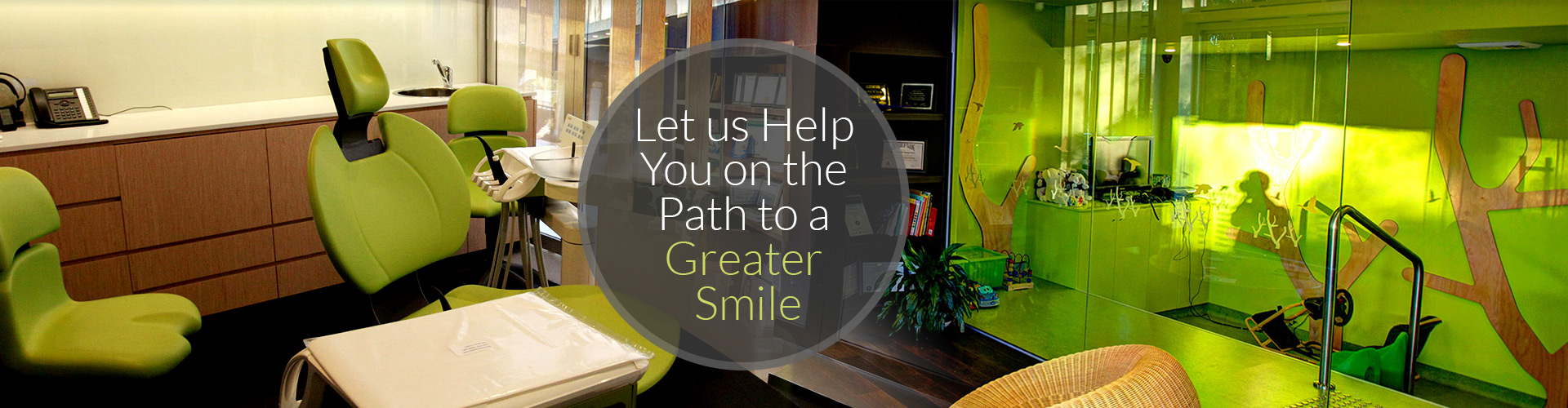 Let us help you on the path to a greater smile